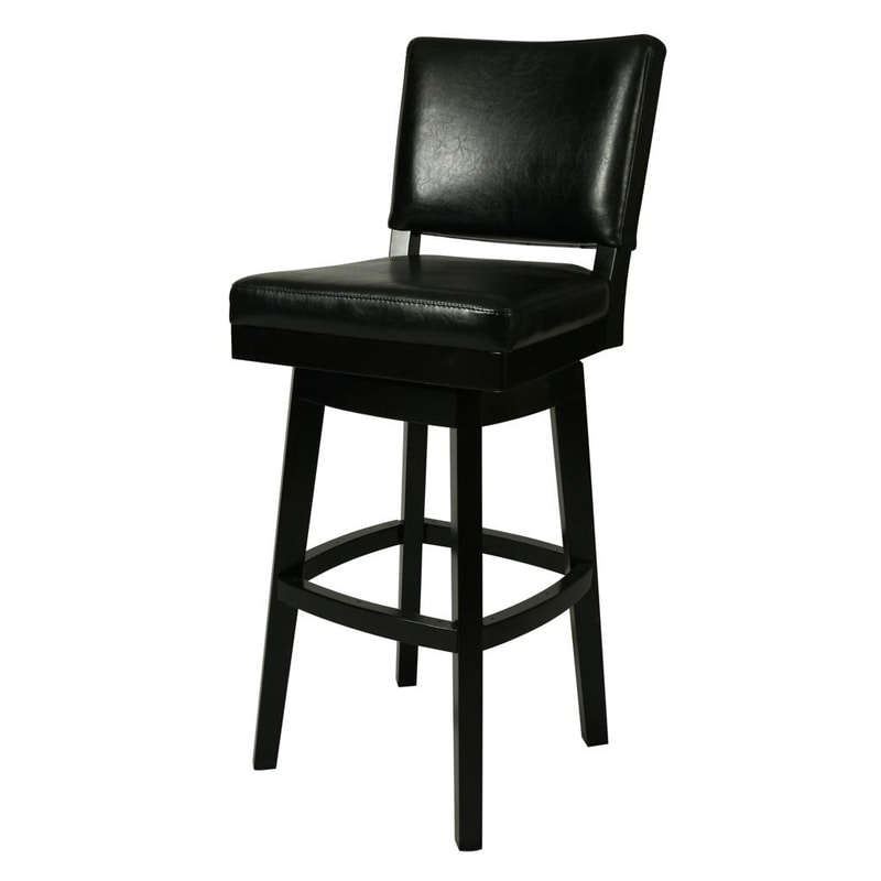 26 Inch Counter Stools Richfield 26-inch Wood Swivel Counter Stool - 13462910 - Overstock.com Shopping - Great Deals on ...