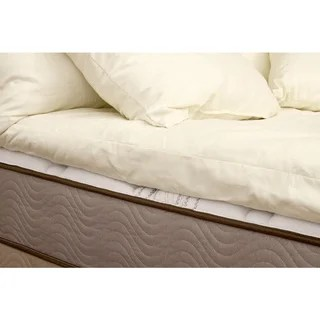 Organic Eco Valley Wool 3 Inch Twin Twin Xl Size Mattress