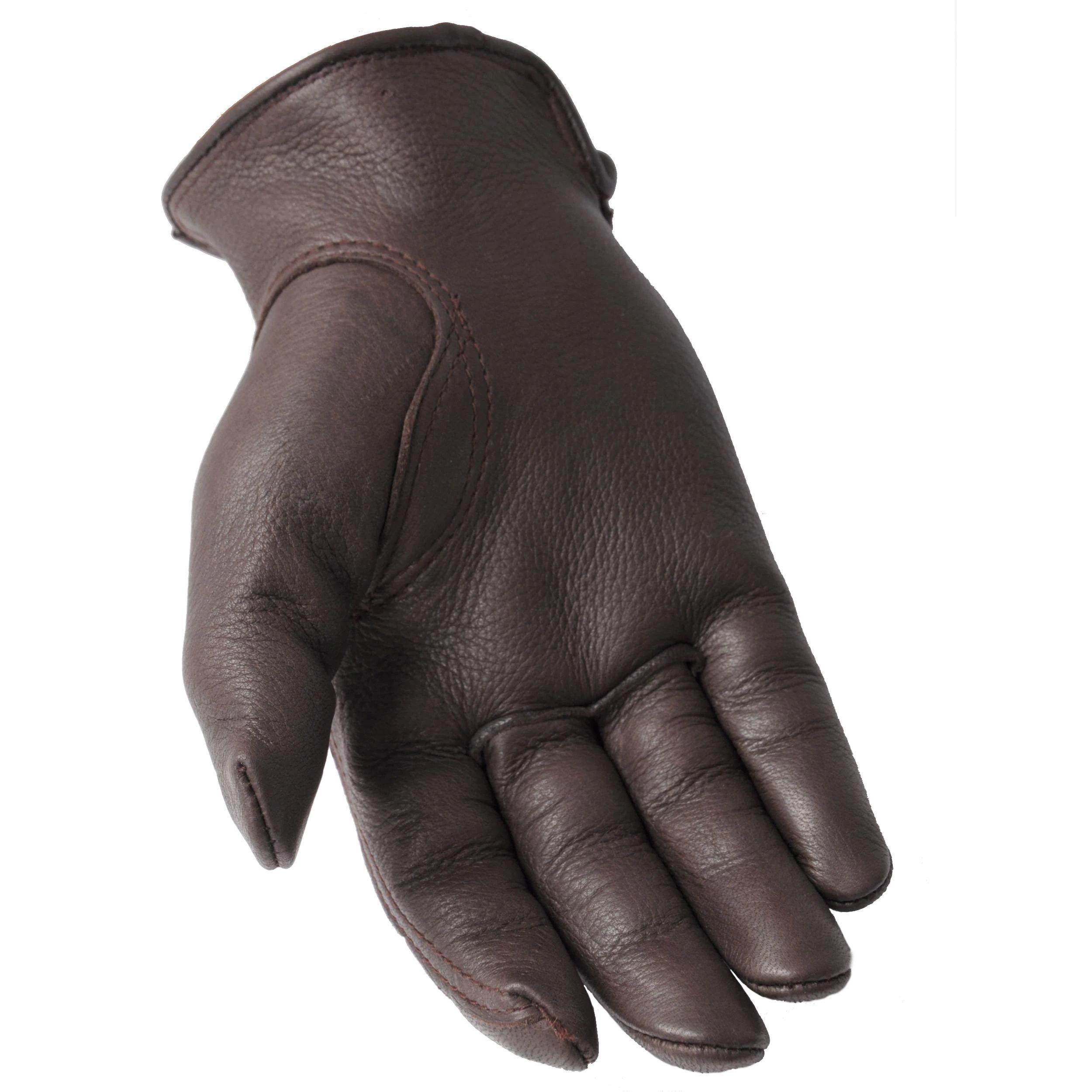daxx men s top grain deerskin leather gloves