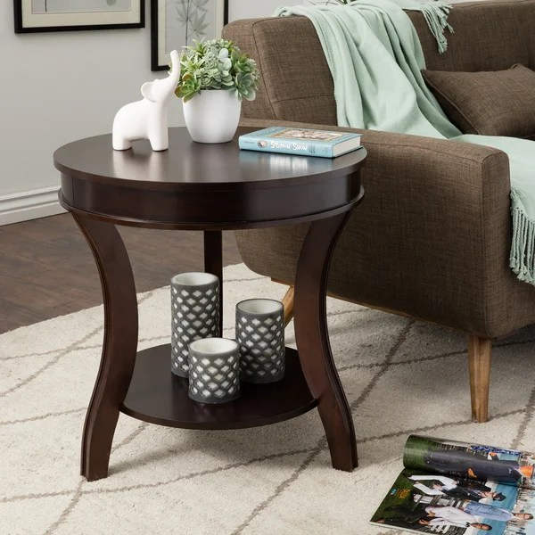 Wyatt End Table - Free Shipping Today - Overstock - 13847750 - living room end table