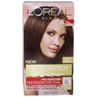 Shop L'Oreal Excellence Creme Pro '#4R Dark Auburn Cooler ...
