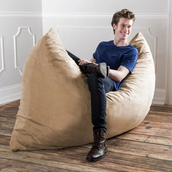 Shop Jaxx 5539 Pillow Saxx Bean Bag Chair On Sale Free