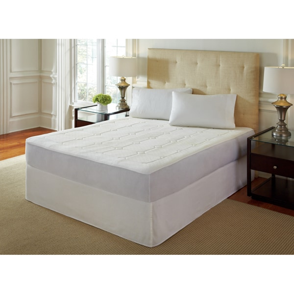 Shop Purerest 05 Inch Quilted Queen King Cal King Size