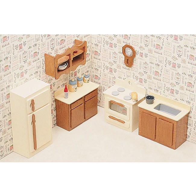 dollhouse furniture sets miniature dollhouse furniture dollhouse furniture kitchen set melissa doug