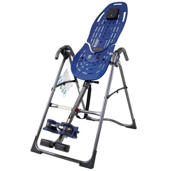 Shop Teeter Ep 560 Inversion Table With Back Pain Relief