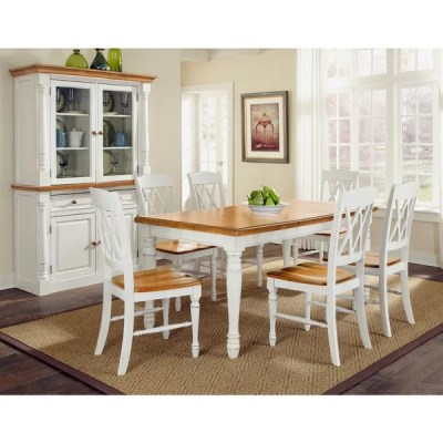 Shop Monarch Dining Table and Chairs by Home Styles - Free Shipping Today - Overstock.com - 7110111