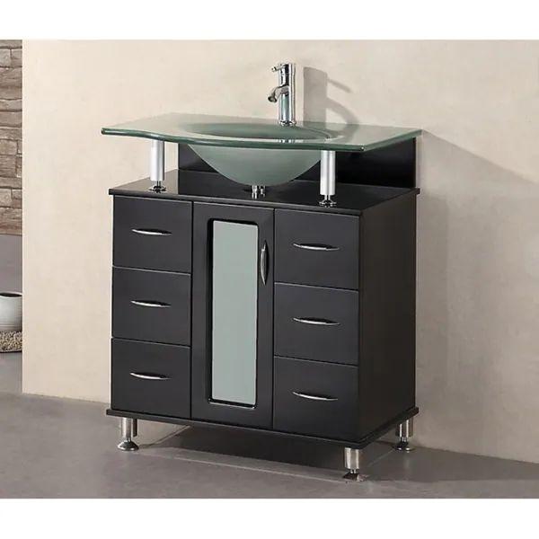 Com shopping great deals on design element bathroom vanities