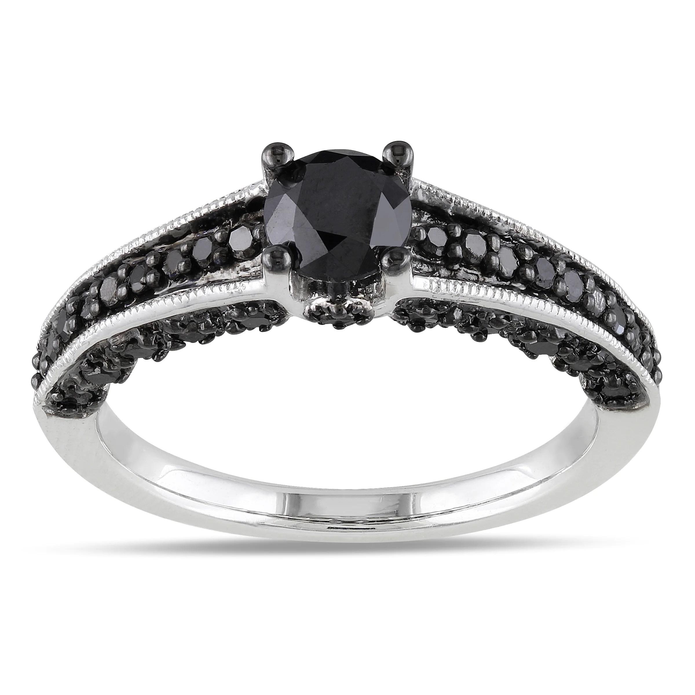 wedding rings black diamonds overstock wedding rings fabulous wedding rings black diamonds 13 about amazing design