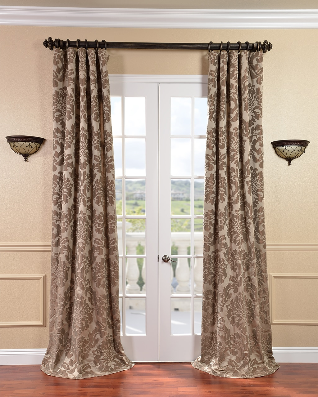 Jacquard Curtains Overstock Online Shopping Bedding Furniture Electronics Jewelry Clothing More