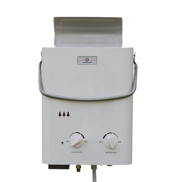 Portable Tankless Propane Water Heater 14930065