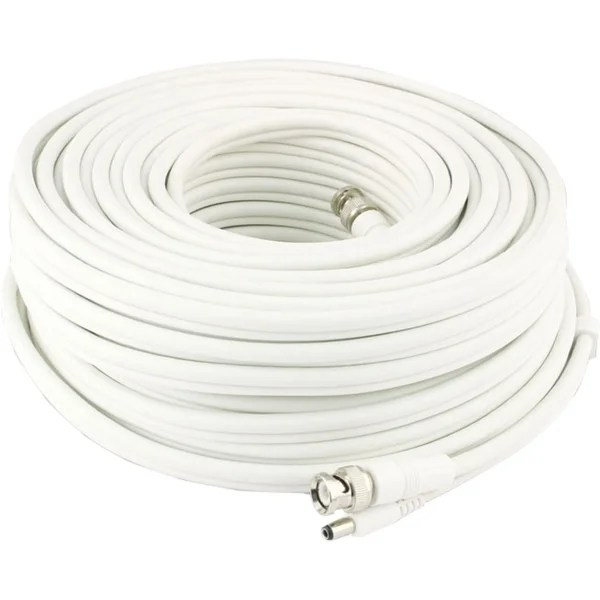 Shop Swann Video  Power 300ft / 91m BNC Cable - Free Shipping Today