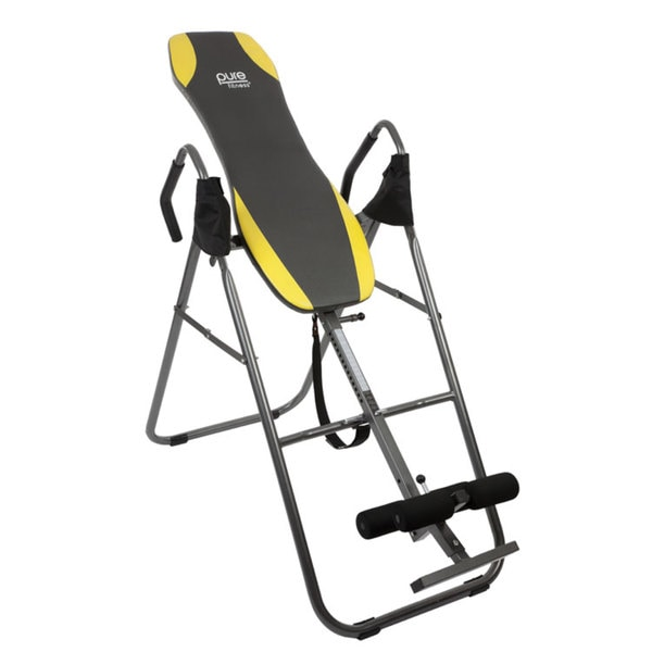 Shop Pure Fitness Inversion Table Free Shipping Today