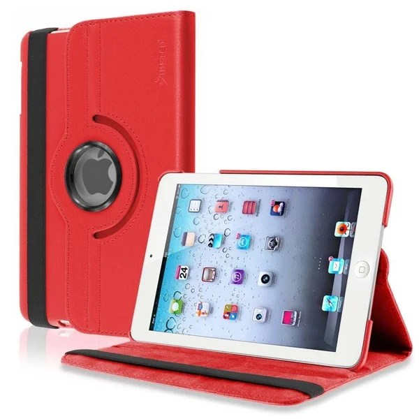 Ipad Mini Cover Shop Insten Leather Swivel Tablet Case Cover For Apple