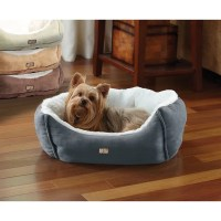 Animal Planet Micro Suede Pet Bed - 14955493 - Overstock ...
