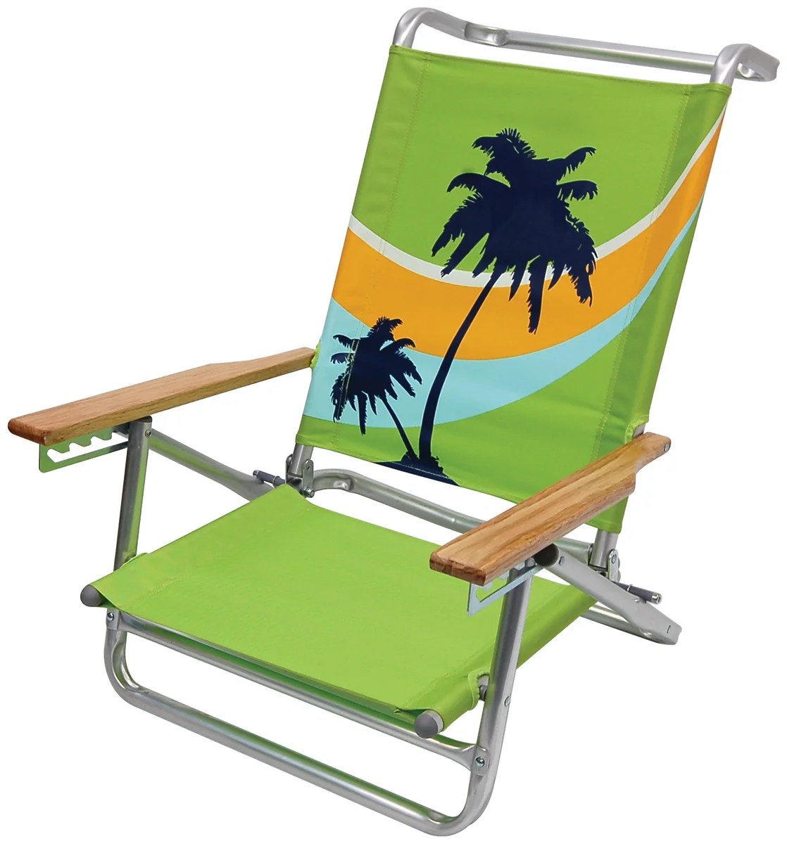 Palm Reclining Beach Chair Free Shipping On Orders Over