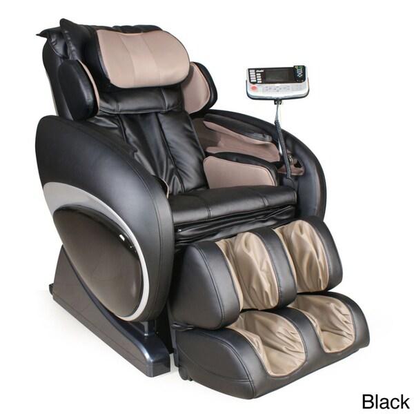 Shop Osaki OS-4000 Deluxe Zero Gravity Massage Chair - Free Shipping