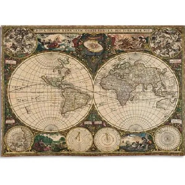 Spooky Fall Wallpaper Shop Old World Map Wall Tapestry On Sale Free Shipping
