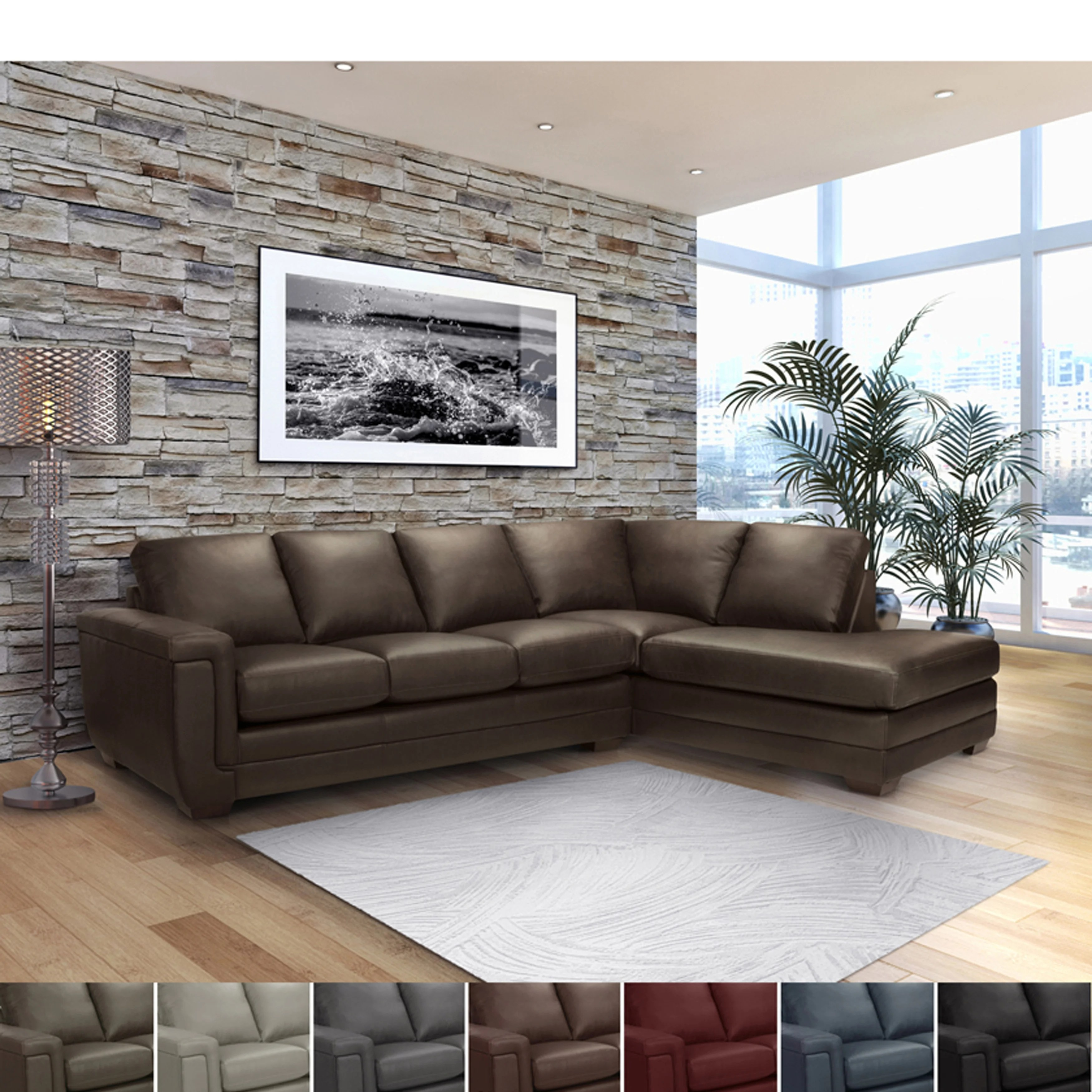 Yellow Sofa Online India Buy Leather Sectional Sofas Online At Overstock Our Best Living