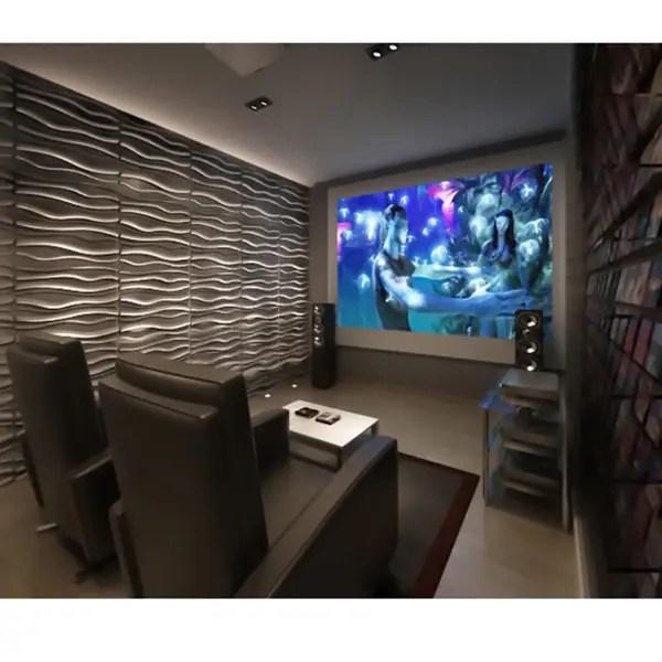 Shop 3D Contemporary Wall Panels Faktum Design (Set of 6) - Free - contemporary wall paneling