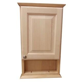 24 Inch 6 Inch Open Shelf 725 Inch Deep Ashley Series On