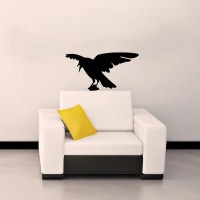 Shop Raven Vinyl Wall Decal - Free Shipping On Orders Over ...