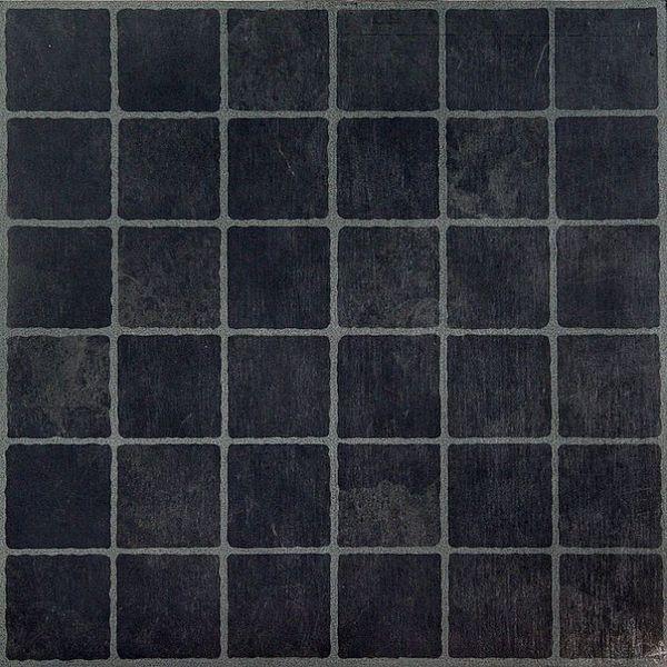 Shop Nexus Dark Slate Checker Board 12x12 Inch Self