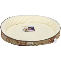 PoochPlanet CuddleCloud Therapeutic Foam Pet Bed-Large ...