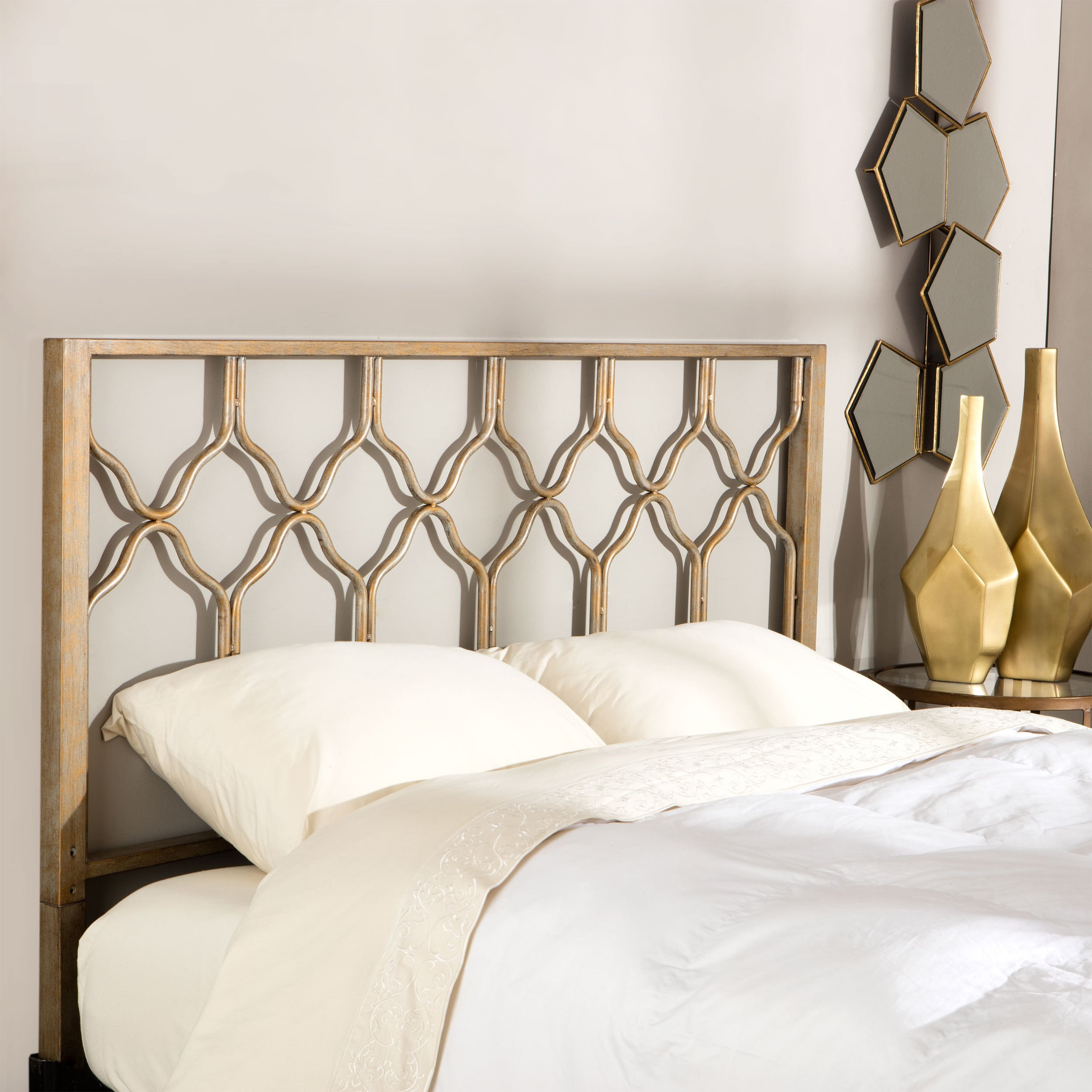 Metal Bed Headboards Buy Metal Headboards Online At Overstock Our Best Bedroom