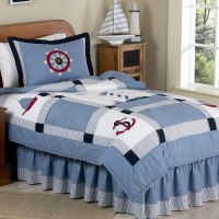 Nautical bedding - deals on 1001 Blocks