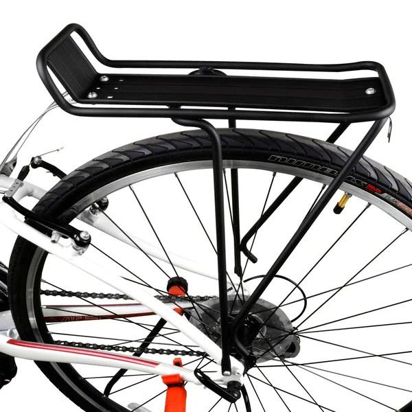 Bv Bike Lightweight Commuter Rear Carrier Rack For 24 To
