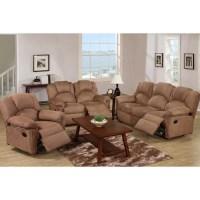 Shop Kladno 3-piece Motion Recliner Living Room Set - Free ...