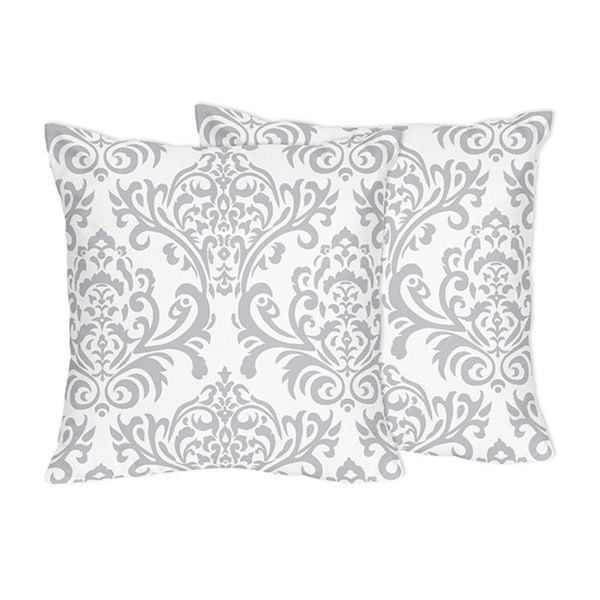 Decorative Accent Throw Pillows For Sweet Jojo Designs