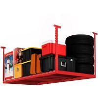 NewAge Products Adjustable Width Ceiling Storage Rack