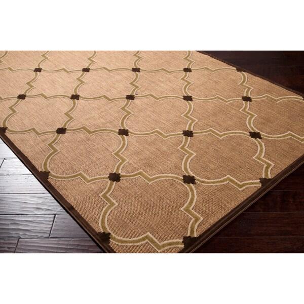 Shop Aubrey Transitional Geometric Indoor Outdoor Area