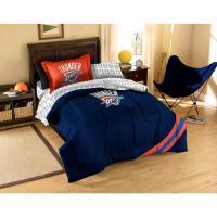 NBA Oklahoma City Thunder 7-piece Bed in a Bag Set ...