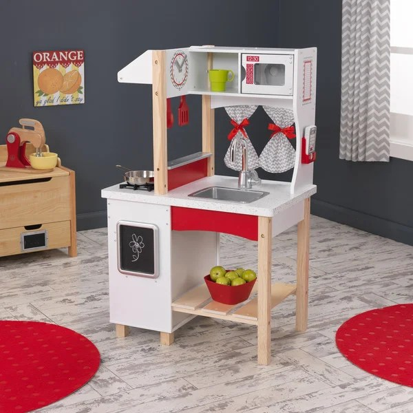 Kitchen Island Clearance Sale Shop Kidkraft Modern Island Kitchen - Free Shipping Today