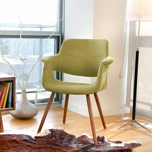 Vintage Flair Mid Century Modern Accent Chair Free