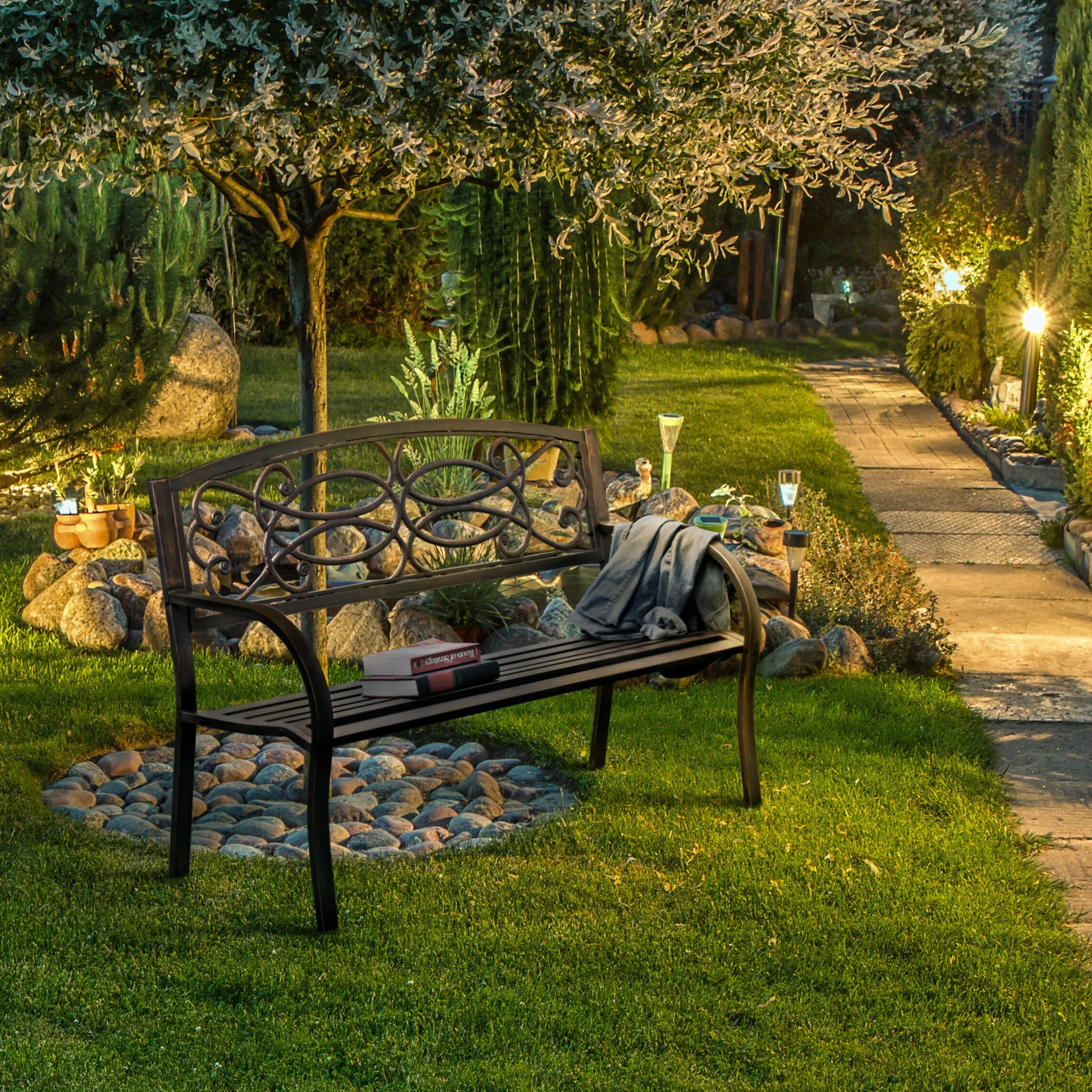 Garden Seats Benches Buy Outdoor Benches Online At Overstock Our Best Patio Furniture