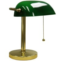 Banker S Lamp - USA