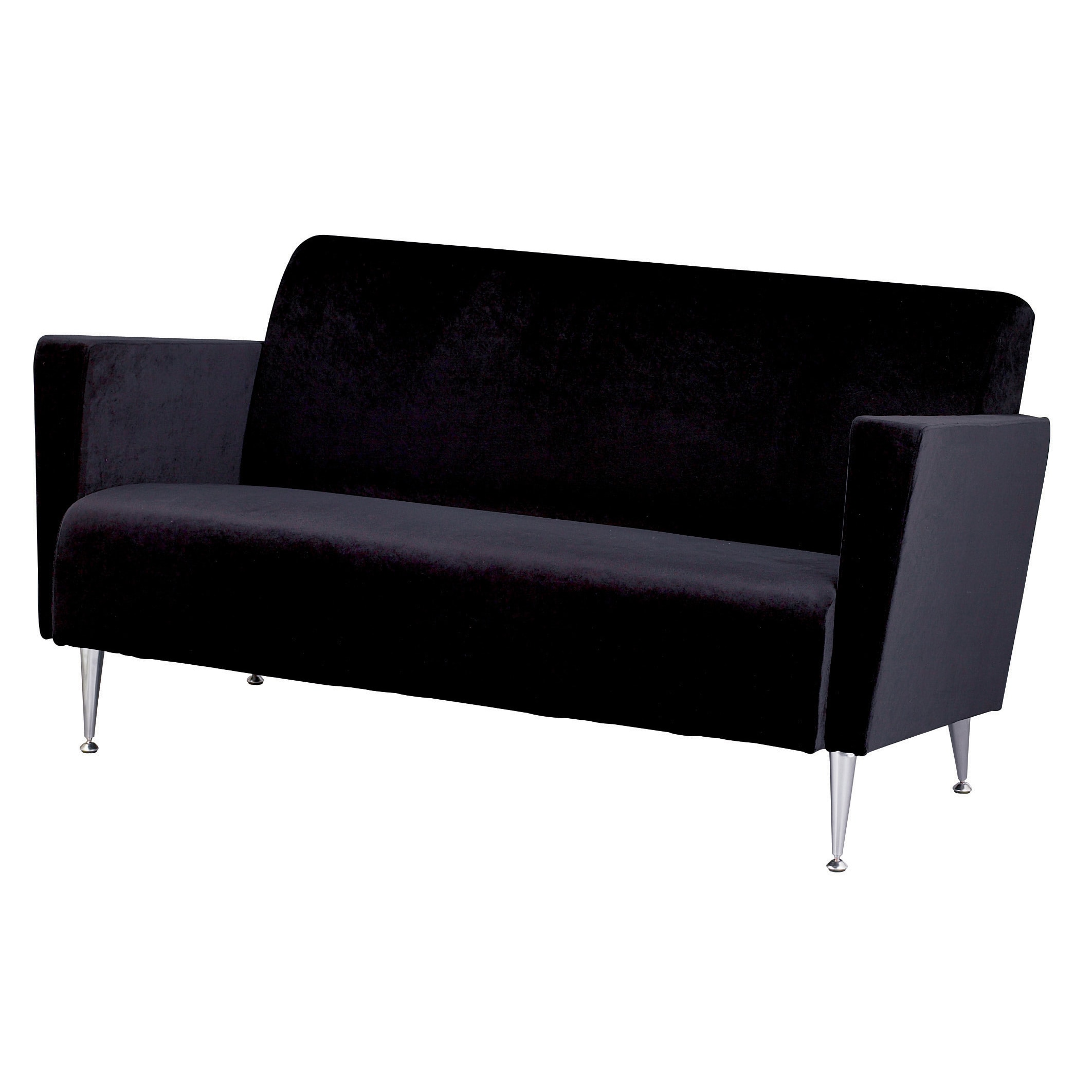 Made Sofa Velvet Memphis Velvet Chrome Sofa Chair