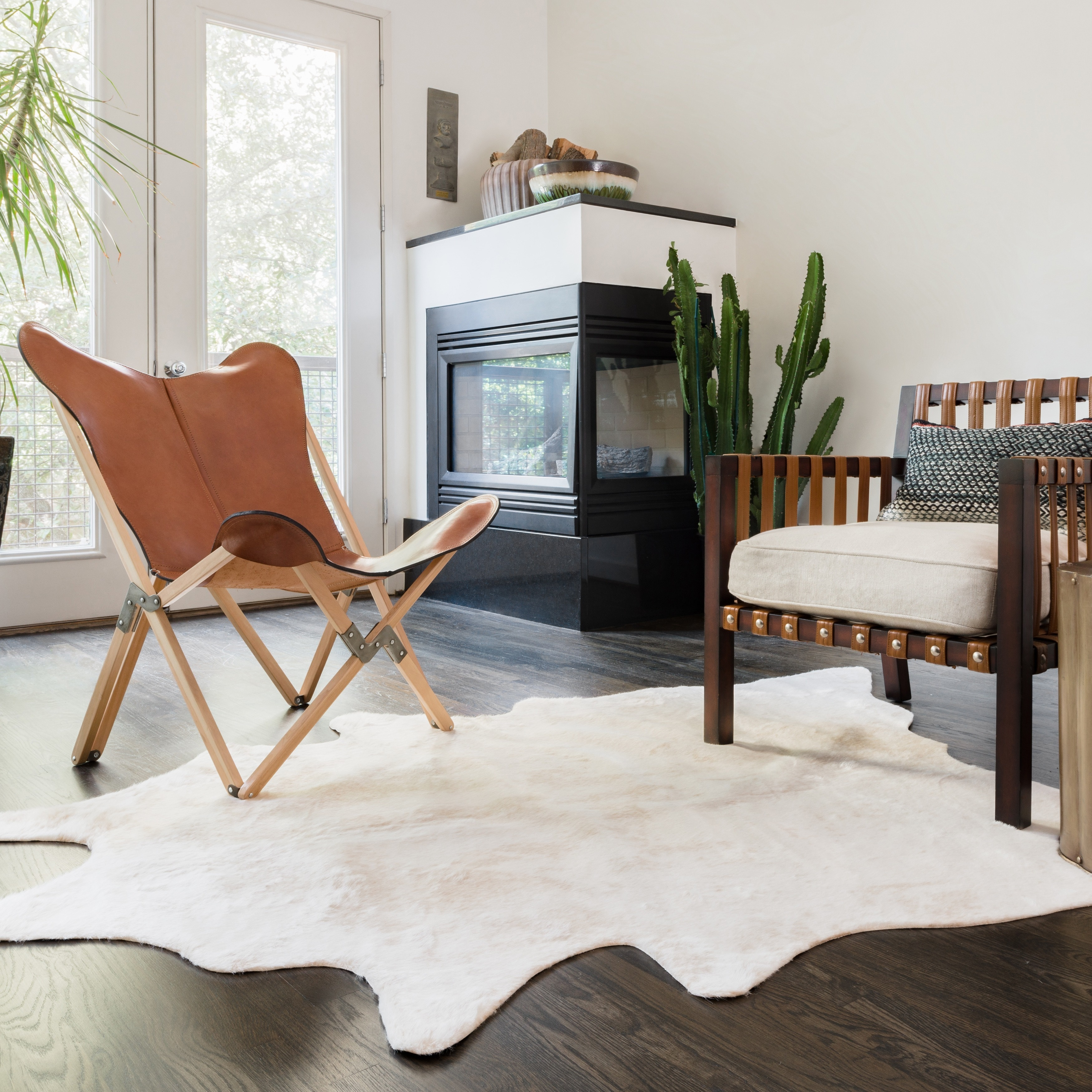 Ikea Cowhide Rug Buy Animal Area Rugs Online At Overstock Our Best Rugs Deals