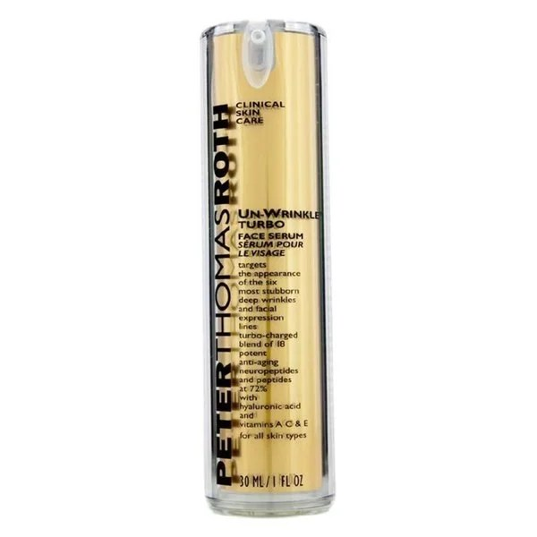 Shop Peter Thomas Roth 1 Ounce Un Wrinkle Turbo Face Serum