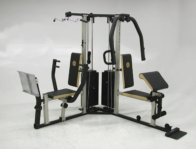 Shop Gold\u0027s Gym XR 66 Weight System - Free Shipping Today