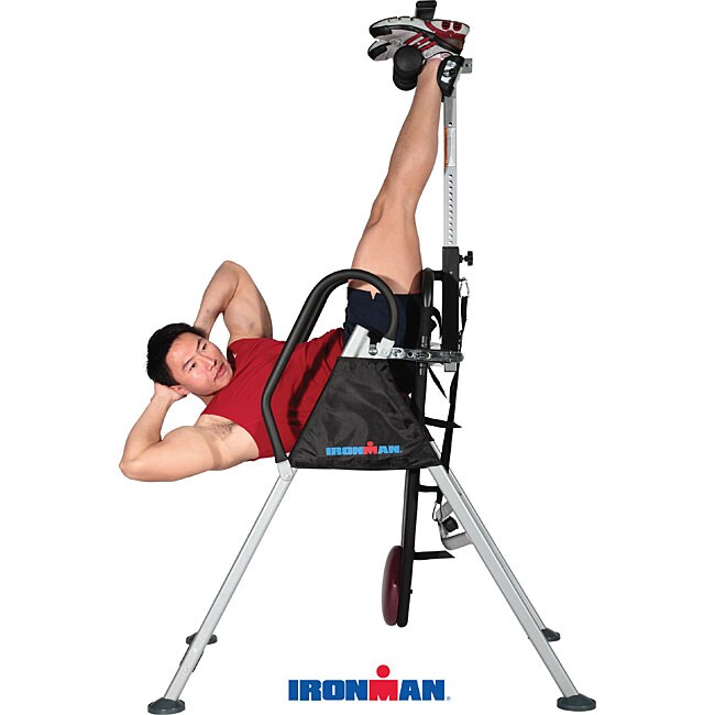 Ironman Xt490 Inversion Table Free Shipping Today