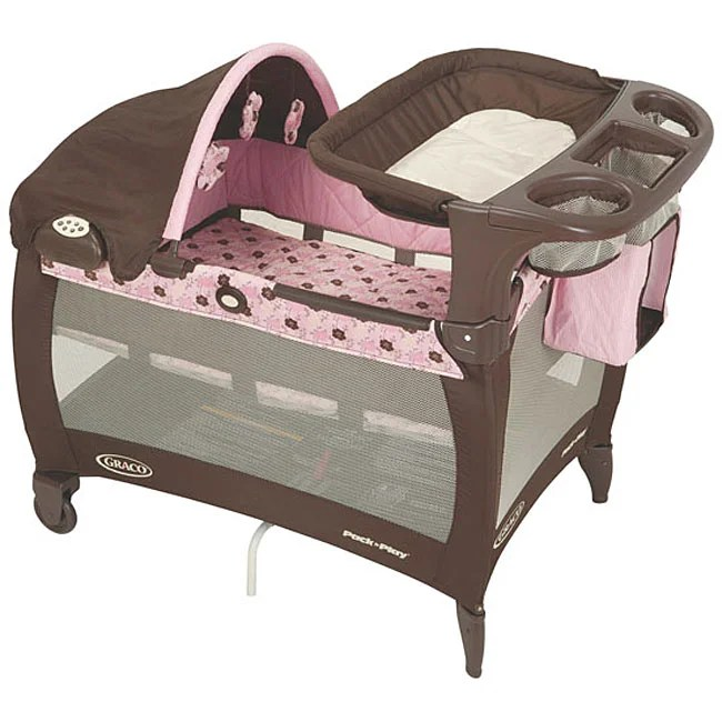 Baby Playpen With Canopy Graco Pack 39;n Play Portable Playard In Betsey Free