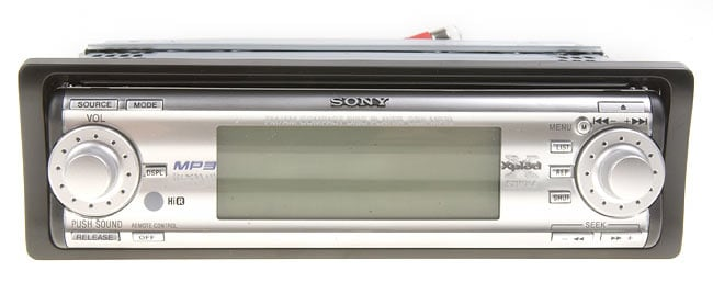 Sony CDX MP70 CD/ Car Stereo ™ Shopping Great Deals on PopScreen
