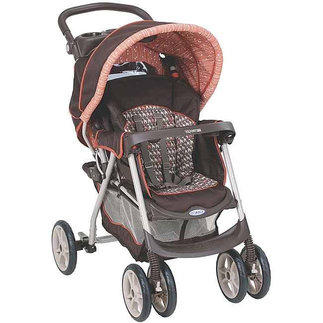 Graco Lightweight Stroller Graco Metrolite Stroller In Zarafa Free Shipping Today