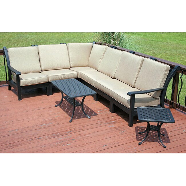 Savannah Outdoor Classics Melbourne All Welded Patio Furniture Set 13208726 Overstock Com - Outdoor Dining Furniture Clearance Melbourne
