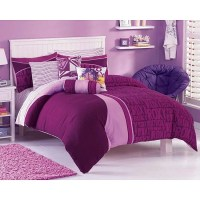 Shop Roxy Knock Out Twin XL-size 5-piece Duvet Cover ...