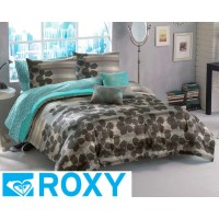 Roxy Huntress Twin XL-size 7-piece Bed in a Bag with Sheet ...